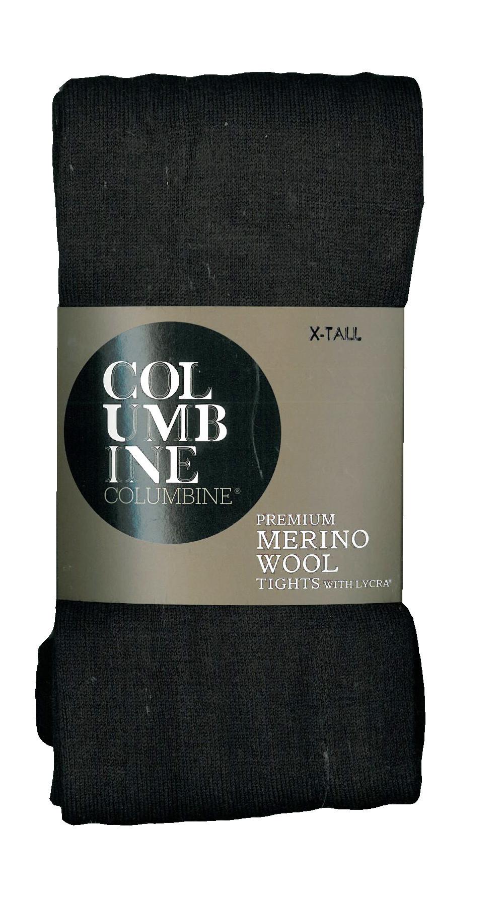 Columbine NZ Merino Wool Tights Women/'s Clothing